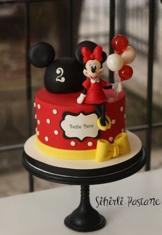 torta de minnie mouse hermoso cakes and cakes pinterest torten mini maus torte und kuchen. Black Bedroom Furniture Sets. Home Design Ideas
