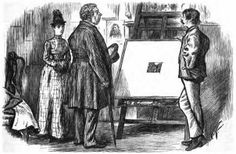Gurney Journey: Charles Keene's cartoons about artists
