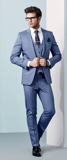perfect fit suits #mensfashion #menswear #menstyle