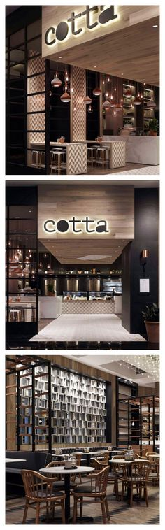 Cotta cafe crown, Melbourne墨爾本