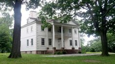 Today, this mansion is preserved as a museum, but in its heyday, it served as George Washington's headquarters during the Revolutionary War.