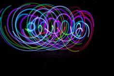 rave hula hoop