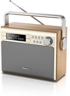 Philips - Transportable  DAB+ Radio AE5020