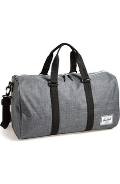 Herschel Supply Co.  Novel  Duffel Bag available at  Nordstrom Unique Gifts  For 709910f419846