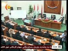Kurdistan TV, Economic News Broadcasting هاوار بازیان Hawar Bazyan