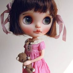 #cheriebabette #blythe #customblythe #doll #cupcakecurio #k07 #k07doll