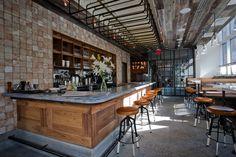 Plein Sud restaurant bar - Smyth NYC