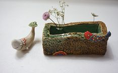 하늘빚다 사각수반 : 네이버 블로그 Wicker Baskets, Pottery, Ceramics, Blog, Pots, Home Decor, Ceramic Flowers, Ceramica, Ceramica