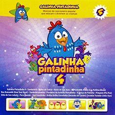 Baixar CD - Galinha Pintadinha 4 (Oficial)