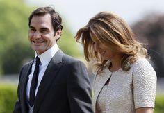 Let's Face It: Roger Federer Stole The Spotlight At Pippa Middleton's Wedding