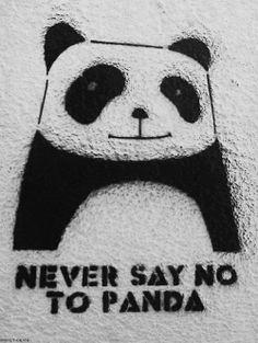 Riot society panda bear skin sexy