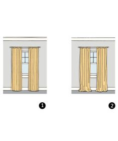 Paralyzed by the prosect of choosing curtains and drapes? This quick primer will give you the know-how to find the right window treatments for every spot in your home.