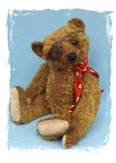 Image result for forget me not teddy bear by liz wiltshire