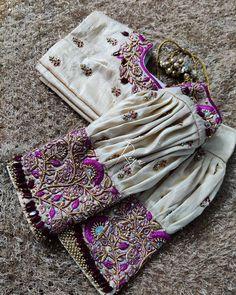Blouse Back Neck Designs, Hand Work Blouse Design, Simple Blouse Designs, Stylish Blouse Design, Fancy Blouse Designs, Blouse Designs Catalogue, Wedding Saree Blouse Designs, Designer Blouse Patterns, Sarees