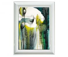 Pet Birds, Poetry, Abstract, Prints, Animals, Painting, Products, Green, Paint