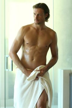 Hottie of the Day - Gabriel Aubry