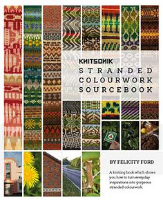 I cannot wait for this book!  Ravelry: KNITSONIK Stranded Colourwork Sourcebook