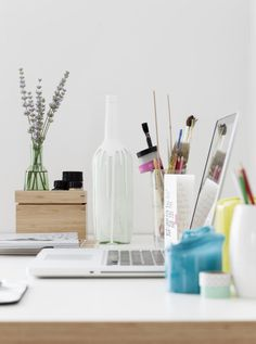 Workspace | Styling & Photography by Christine Bauer | vtwonen August 2015
