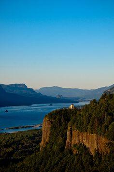 Vista House - Crown Point, Oregon | Flickr - Photo Sharing!