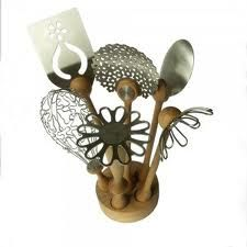 Funky Kitchen Utensils