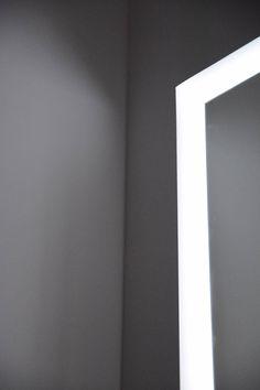 black | white | mirror | light | apartment | interior | design