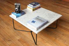Combina la estructura de nuestra mesa de centro con cualquier tipo de piedra natural.