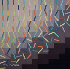 Accentuate the Negative: Making the Most of Negative Space in Modern Quilts