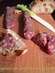 mini dry sausages (quick to make) - Oranges and Spices - Maryln Barrick Charcuterie, Tapas, Chorizo, Fingerfood Party, Cuisine Diverse, Food Is Fuel, Smoking Meat, Food Diary, Sausage Recipes