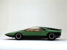 Alfa Romeo Carabo Concept Car