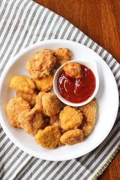 Quick and Easy Paleo Chicken Nuggets - Wicked Spatula