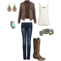scoot your boots :], created by kelah137 on Polyvore