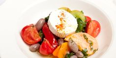 Henry Harris shares his recipe for a quick and easy goat's cheese salad, with the emphasis placed on quality ingredients rather than…