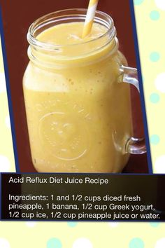 Going to give this a try for my Acid reflux diet juice
