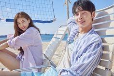 Image may contain: 2 people, sky and outdoor Ulzzang Couple, Ulzzang Girl, Kim Doyeon, Hallyu Star, Kpop Couples, Korean Couple, Sehun, Couple Goals, Kpop Girls