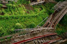 Nara Dreamland: Japan's last abandoned theme park | Michael John Grist