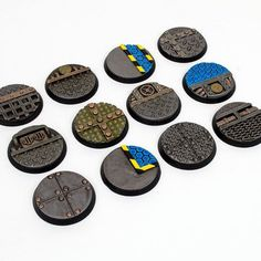 We Make Fun by WargearWorkshop on Etsy Miniature Bases, Sci Fi Models, Warhammer 40k Miniatures, Warhammer Fantasy, Mini Paintings, Tabletop Games, Miniture Things, Etsy Seller, Photo And Video