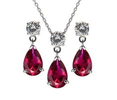 Image result for ruby jewelry