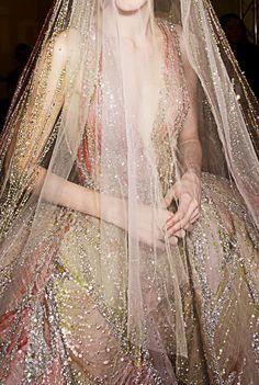 Backatage Elie Saab Haute Couture Spring-Summer 2015