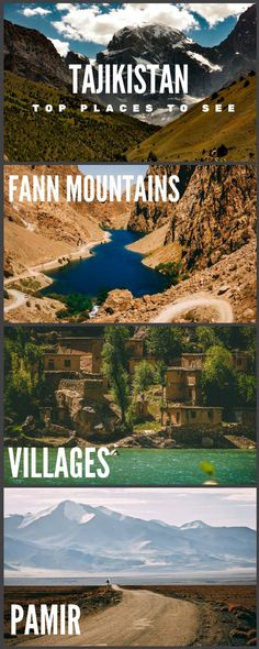 Travel and Trip infographic Travel infographic - Tajikistan Infographics Infographic Travel Goals, Travel Tips, Travel Guides, Travel Packing, Travel Backpack, Travel Essentials, Top Place, Africa Travel, Travel Europe