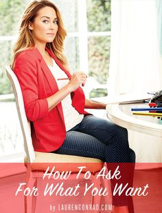 How to Ask for What You Want {great tips especially for small business over}