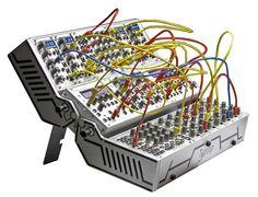 Tiptop Audio Station 252 SILVER BULLET