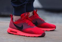 Nike Air Max Tavas 'University Red' (rouge)