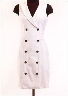 Joseph Ribkoff Dress | White