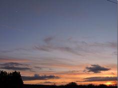 Sunset//