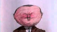 Bill Plympton - Your Face (1987) [Short film], via YouTube.