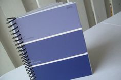 Paint Sample Card Notebook 5.0 X 4.0 100 Sheets by LeeEmporium