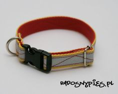 another reflective dog collar