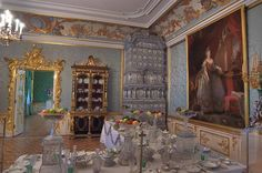 Dining Room, Peterhof Palace Winter Palace, Summer Palace, Peterhof Palace, Saints, Palace Interior, Peter The Great, St Petersburg Russia, Royal Crowns, Imperial Russia