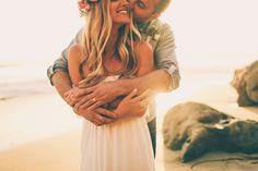 Molly & Preston - Laguna Beach Wedding  http://caratsandcake.com/mollyandpreston