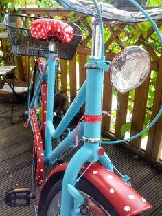 pimp my bike, Fahrrad, Vintage Bike Decor, Vintage Bicycles, Bicycle Rims, Bicycle Art, Bicycle Makeover, Cruiser Bike Accessories, Beach Cruiser Bikes, Beach Cruisers, Bike Parade